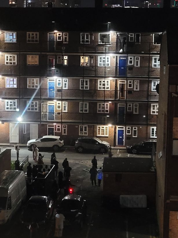 Explosion heard in east London - 999 crews attend as building is 'evacuated'