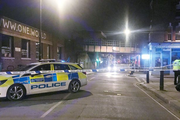 Man stabbed to death outside Parsons Green Tube station in London