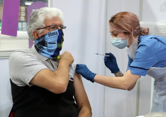 Covid-19 vaccination figures in Hertfordshire and west Essex