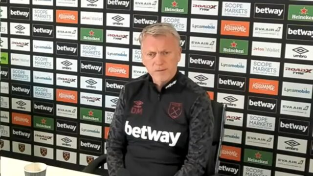 David Moyes speaks out on Celtic job links and his West Ham contract situation