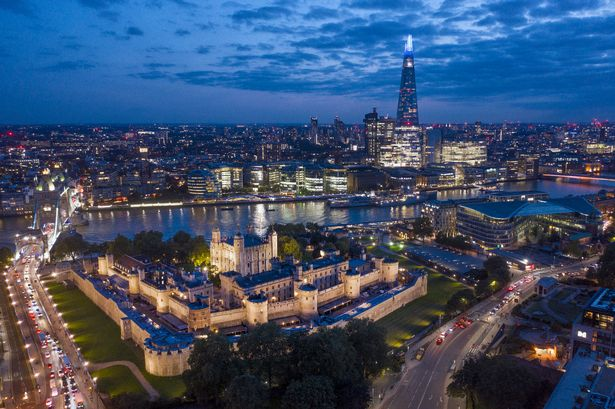 Do you reckon any of the other Londons can compare with our stunning capital city?