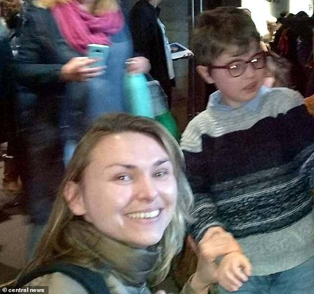 Olga Freeman, 40, placed a sponge into 10-year-old Dylan's mouth before laying him down to die next to his toys in the master bedroom of her £544,000 flat in Acton, London last August