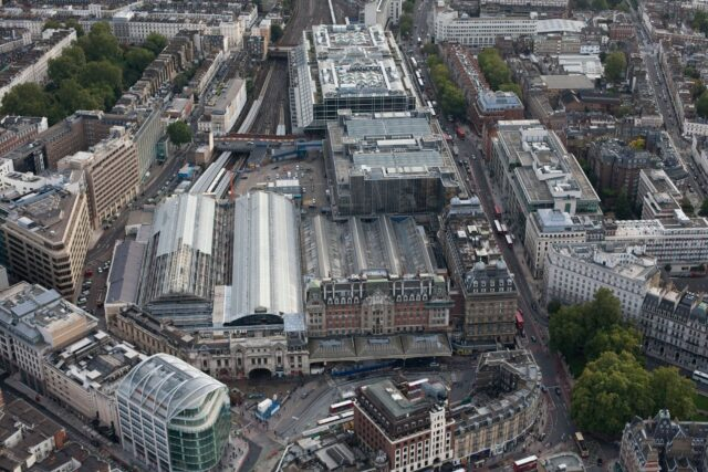 Major upgrades for South London railway lines