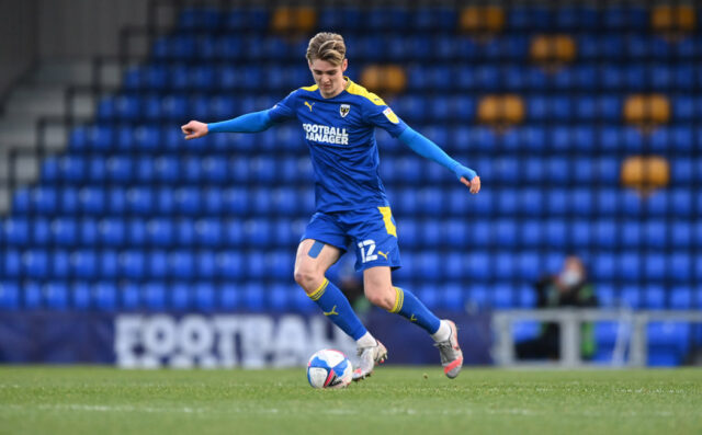 Jack Rudoni's role a masterstroke by Dons head coach – as League One survival prospects boosted by 1-0 victory over Gillingham
