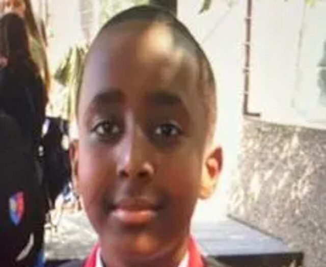 Police appeal to find missing 12-year-old boy from Hackney