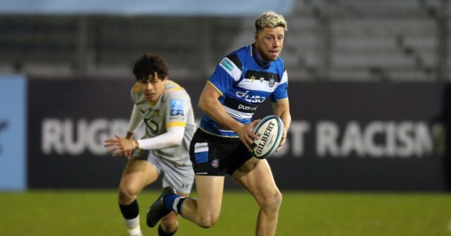 Bath Rugby v Worcester Warriors LIVE: Team news announcements ahead of Gallagher Premiership clash