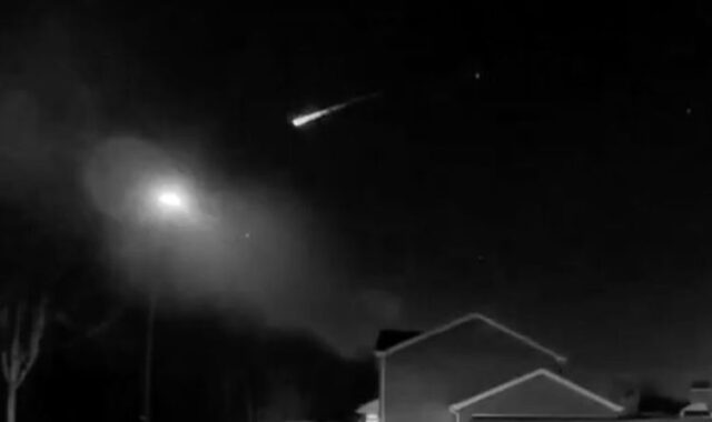 UK meteor: Video as fireball lights up skies over Britain 'Couldn't believe my eyes!' | UK | News
