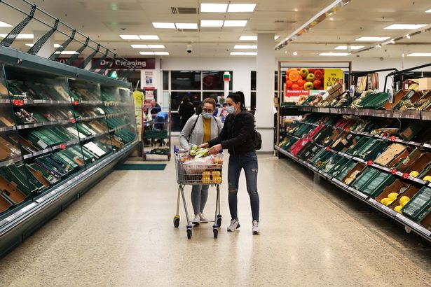 Tesco shoppers are among those who need to check their fridges and cupboards for any of the products below