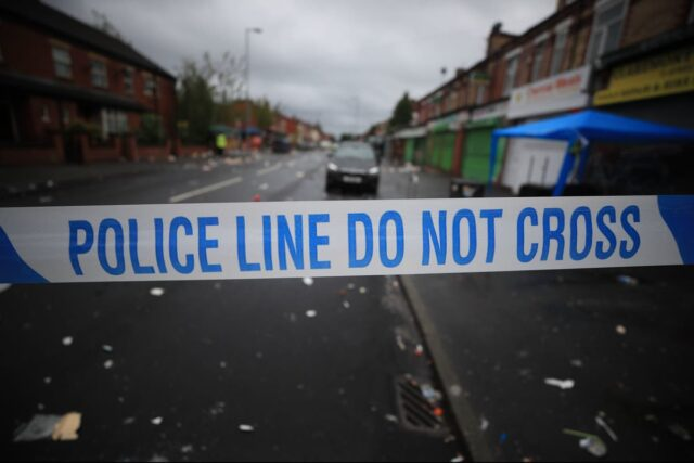 Man arrested in south-west London over suspected terror plot