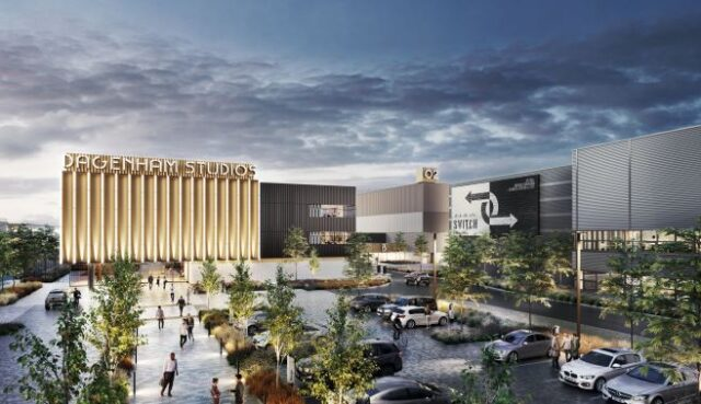 Hollywood real estate firm expands £350m east London film studio project : CityAM