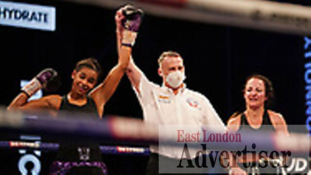 Ramla Ali keen to make her mark permanent in boxing