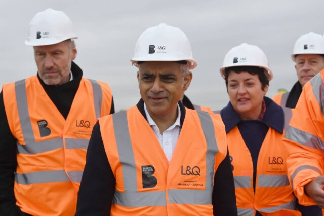 Sadiq Khan: Give London its fair share of funding and it will lead Britain's recovery