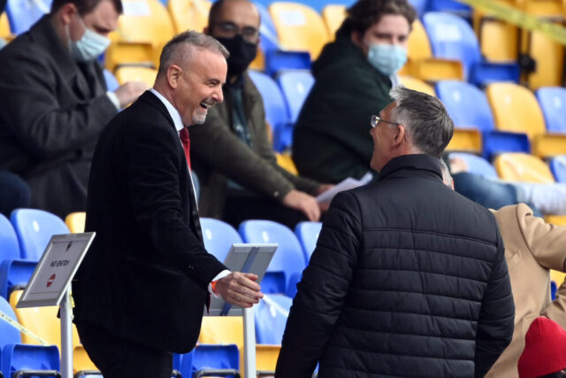 Personality key in Nigel Adkins landing Charlton Athletic managerial post – South London News