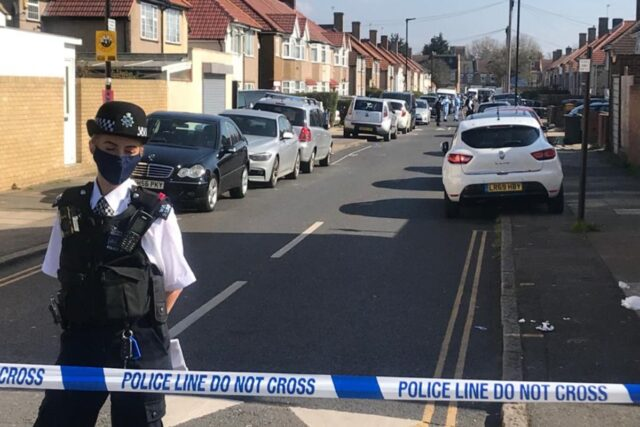 Murder probe launched after man killed in double stabbing in Hounslow